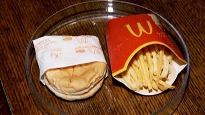 全世界最古老的一份麥當勞..哥吃的是歷史