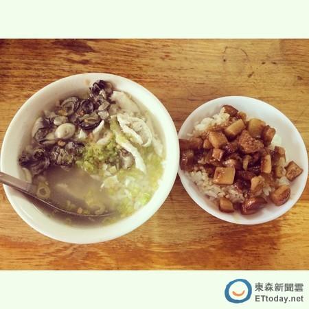 這就是台南人的早餐!台南精選7間必吃鹹粥