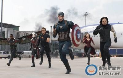早9天看《美國隊長3》!解密為何台灣總「搶先全球」上映