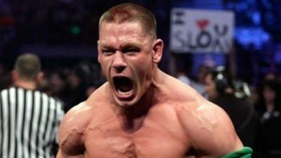 不知道寶寶們有沒有發現,John~~~Cena!!!無所不在