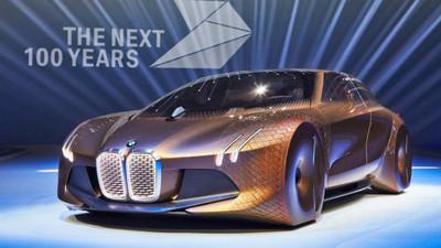 BMW慶祝百年工藝!決定出台「沒輪子的車」