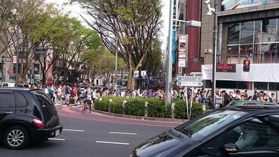 自由行背包客の東京印象..我真的有離開台北嗎?