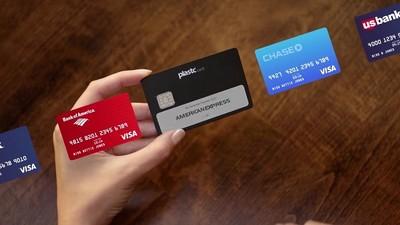 潮到出水多合一電子信用卡,「未來」已經降臨了!