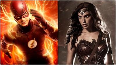 DC怒推10部超級英雄電影,神力女超人x閃電俠x鋼骨全都來了