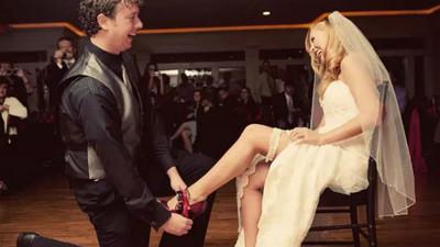 婚禮冷知識!蛤~新娘穿吊帶襪不是情趣唷