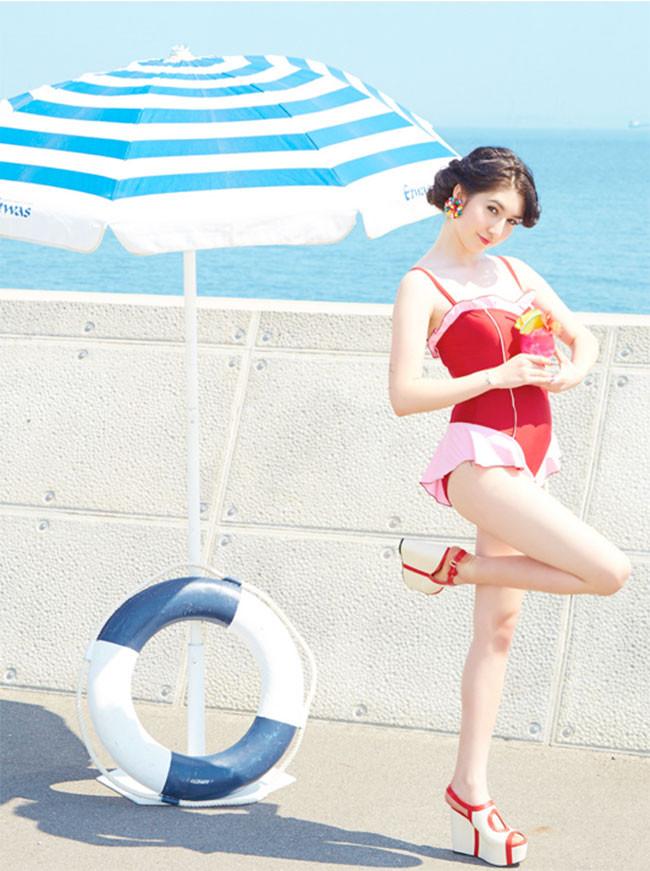 日本可愛泳裝