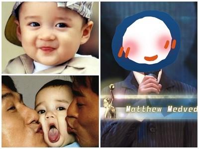 成龍《寶貝計劃》混血小寶寶11歲 大眼飄出男人味!