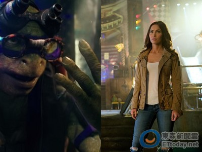 《忍者龜:破影而出》忍者龜滴上「紫漿」宣告變人類!