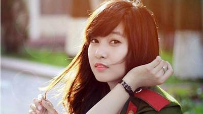 狂!超辣越南女兵 身穿爆乳軍服「酥胸」外露啦