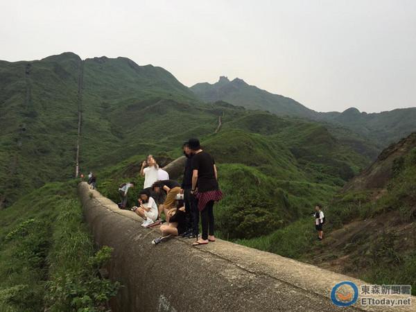 沒得拍了!2016年封閉的台灣3大景點 水中央變龜裂農田