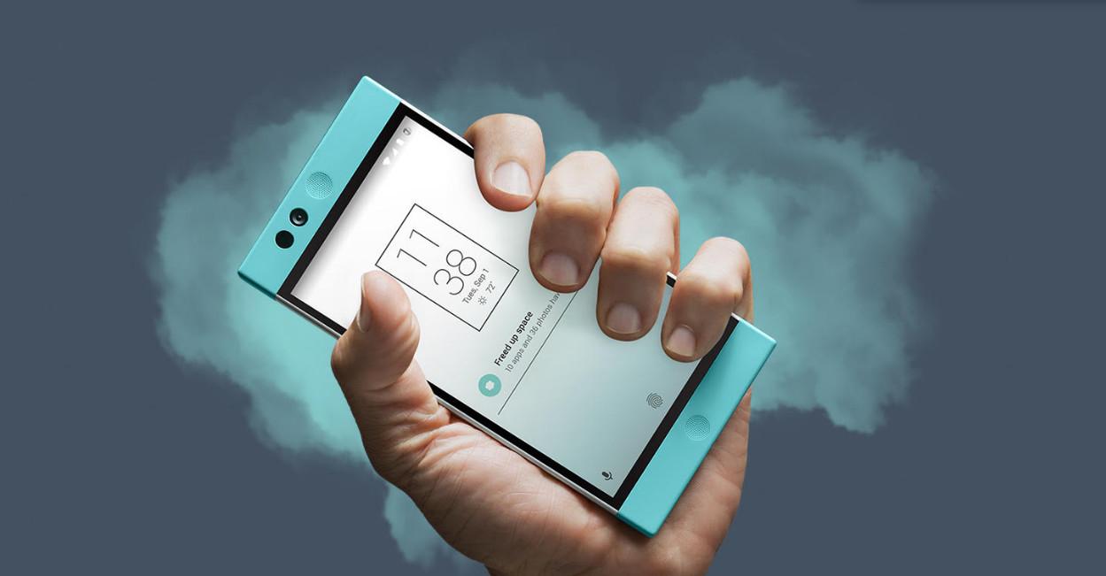 前HTC設計師開發!Nextbit Robin雲端手機售價9,990元(圖/業者提供)
