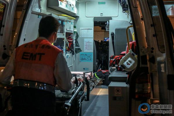 女台74線爆胎修車 工人遭追撞「夾中間」手變形傷重亡