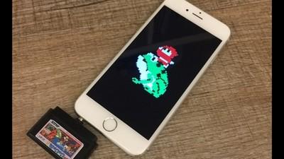 手機能「插卡帶」玩遊戲!任天堂懷舊坑實在太搶錢啊