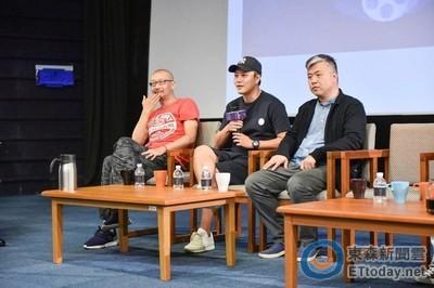 台灣學生安靜不提問 管虎:兩岸交流場面頗難受
