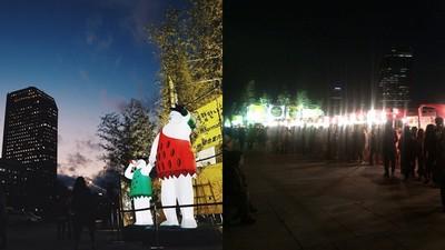 歡迎光臨「夜鬼夜市」!都來首爾了怎能不去走走>▽<