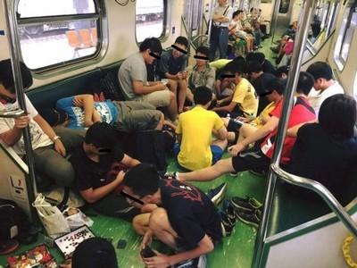 熊孩子出沒、青壯年人要你讓位,通勤時遇到超翻白眼