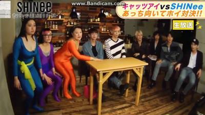 日本節目生放中遇地震在搖!SHINee反應看了好心疼