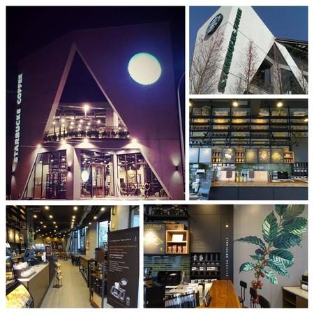 享受另類的喝咖啡環境 全台十大特色星巴克門市
