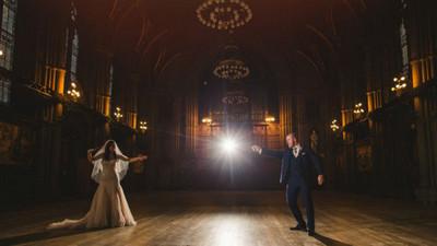 麻瓜快來!走進《霍格華茲》哈利波特迷的夢幻婚禮