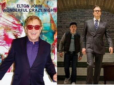 「很久沒拍電影了」 艾爾頓強IG曝加入《金牌特務2》
