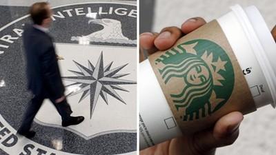 CIA內「極密星巴克」,不寫顧客名也禁止說在這工作..