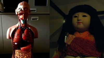 日票選「10大最恐怖的東西」!這娃娃一直看著我..