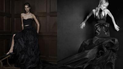 請跳出框架,前衛「黑色婚紗」將改變婚禮新秩序!
