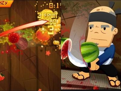 《水果忍者》要拍真人版電影了!網友:我想演火龍果