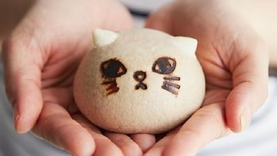 日本「傲嬌喵饅頭」~人家才不想被你吃掉呢ΦㅅΦ