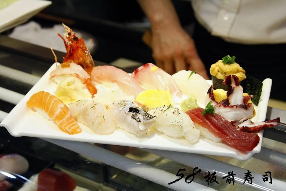 台北市場裡的美味 4家隱身傳統市場裡的壽司店