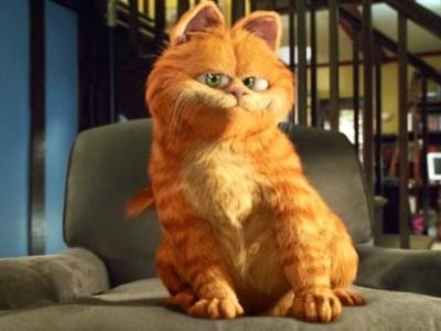 還記得這隻胖懶毛孩嗎? 《加菲貓》隔10年再上大銀幕