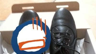 打開鞋盒就笑了…網拍「尺寸正確」但穿出門要點勇氣