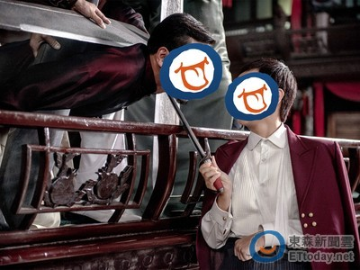 「陳為民對打李烈」 《師父》100%神撞臉笑翻影迷!