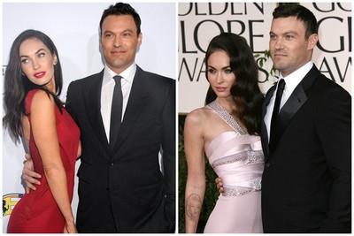 梅根福克斯離婚喊停!原因竟是「太愛懷孕」和老公和好