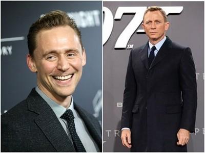 湯姆希德斯頓爆接新一代龐德 和007製作人面談被抓包