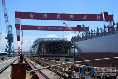 7人公司GL戰贏6大廠 潛艦國造靠他們
