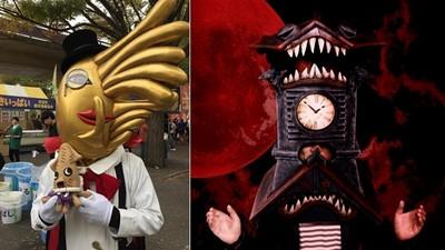 微妙北海道…為什麼這裡的吉祥物都長得像妖怪啦…
