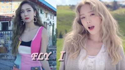 70萬點閱神剪輯混音MV!還以為太妍、Jessica再度合體