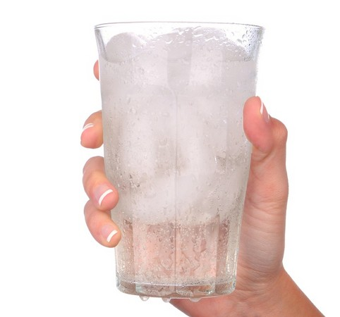 冰水。(圖/達志/示意圖)