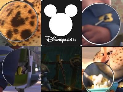 影/《動物方城市》最神秘彩蛋!片中竟藏有5隻米老鼠