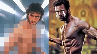 回到沒有特效的年代…超級英雄的造型讓我噴飯了!
