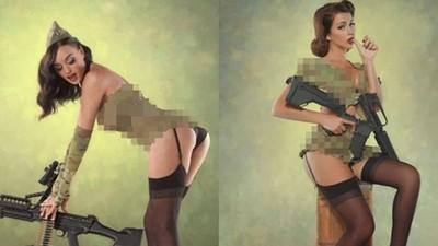 為增加軍隊生存力,各國紛紛將迷彩服打上「薄碼」