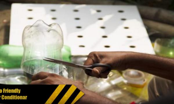 省錢消暑這樣DIY! 自製「寶特瓶冷氣機」猛降5度好神