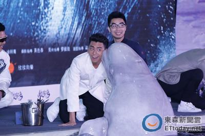 王大陸上海玩親親 新片口嫌體正直還得吃土超克難