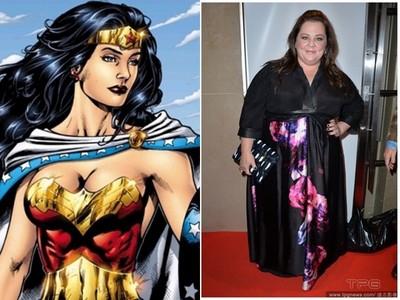 「神力女超人」胸部有亮點!瑪莉莎麥卡錫:我很想挑戰