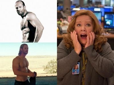 克里斯漢斯沃、傑森史塔森2選1?「胖嬸」的抉擇超真實
