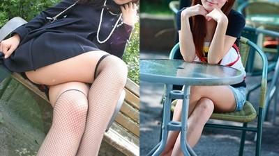 解析為何妹子要「穿短裙翹腳」,是對肥宅我有意思嗎?