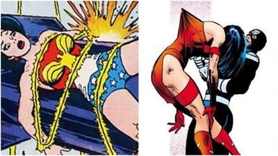 狂!3位超級英雄的「性生活」,神力女超人根本SM始祖