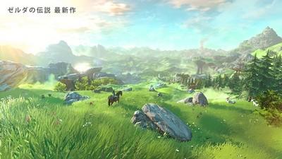 任天堂25年遊戲再進化,暢遊薩爾達令人舒服的世界吧