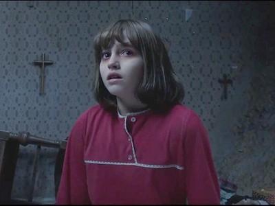 揭開《厲陰宅2》小女孩的真面目 根本是金髮電眼正妹